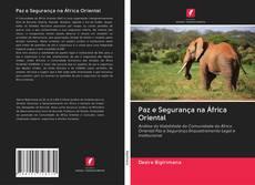 Copertina di Paz e Segurança na África Oriental