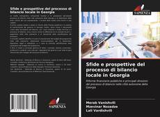 Copertina di Sfide e prospettive del processo di bilancio locale in Georgia