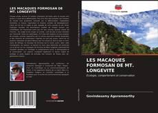 Обложка LES MACAQUES FORMOSAN DE MT. LONGEVITE