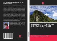 Обложка OS MACACOS FORMOSAN DO MT. LONGEVIDADE