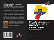 Couverture de L'Ecuador come società multiculturale con le minoranze e gruppi indigeni