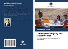 Capa do livro de Gleichberechtigung der Geschlechter