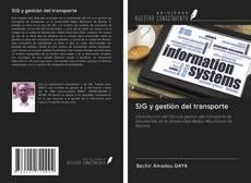 Capa do livro de SIG y gestión del transporte