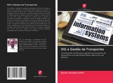Capa do livro de SIG e Gestão de Transportes