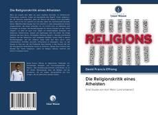 Обложка Die Religionskritik eines Atheisten