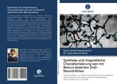 Synthese und magnetische Charakterisierung von mit Bismut dotierten ZnO-Nanodrähten kitap kapağı