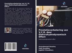 Bookcover of Prestatieverbetering van V.C.R. door Elektrohydrodynamisch Effect