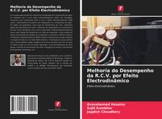 Portada del libro de Melhoria do Desempenho da R.C.V. por Efeito Electrodinâmico