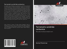 Couverture de Terremoti e anidride carbonica