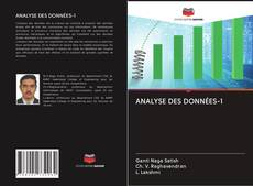 Bookcover of ANALYSE DES DONNÉES-1