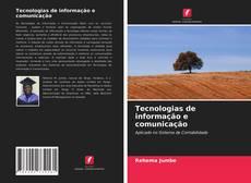 Borítókép a  Tecnologias de informação e comunicação - hoz