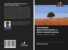 Tecnologia dell'informazione e della comunicazione kitap kapağı