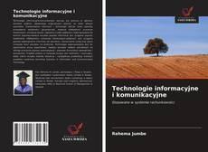 Portada del libro de Technologie informacyjne i komunikacyjne
