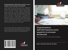 Copertina di Organizzazione dell'informazione come supporto al processo decisionale