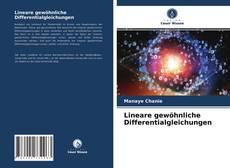 Обложка Lineare gewöhnliche Differentialgleichungen