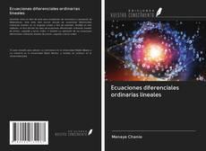 Copertina di Ecuaciones diferenciales ordinarias lineales