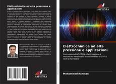 Copertina di Elettrochimica ad alta pressione e applicazioni