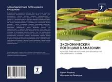 Portada del libro de ЭКОНОМИЧЕСКИЙ ПОТЕНЦИАЛ В АМАЗОНИИ