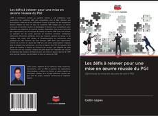 Bookcover of Les défis à relever pour une mise en œuvre réussie du PGI