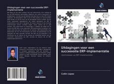 Couverture de Uitdagingen voor een succesvolle ERP-implementatie