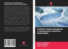 Portada del libro de Listeria monocytogenes e Salmonella enterica Enteritidis
