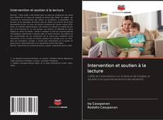 Capa do livro de Intervention et soutien à la lecture