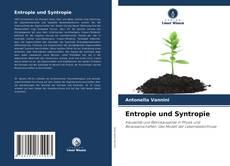 Capa do livro de Entropie und Syntropie