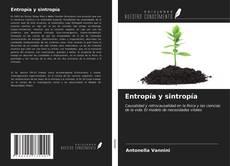 Bookcover of Entropía y sintropía
