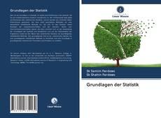 Capa do livro de Grundlagen der Statistik