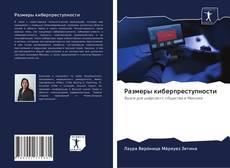 Bookcover of Размеры киберпреступности