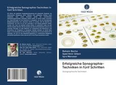 Erfolgreiche Sonographie-Techniken in fünf Schritten kitap kapağı