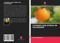 Portada del libro de CITRINOS SOB STRESS DE SALINIDADE