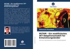 Capa do livro de MITAM - Ein modifiziertes IKT-Adoptionsmodell für Entwicklungsländer