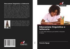 Buchcover von Educazione linguistica e letteraria