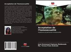 Couverture de Acceptation de l'homosexualité