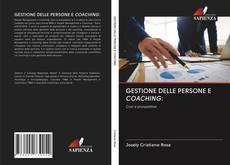 Обложка GESTIONE DELLE PERSONE E COACHING: