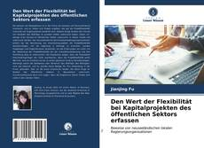 Copertina di Den Wert der Flexibilität bei Kapitalprojekten des öffentlichen Sektors erfassen
