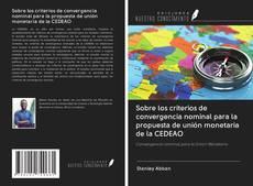 Borítókép a  Sobre los criterios de convergencia nominal para la propuesta de unión monetaria de la CEDEAO - hoz