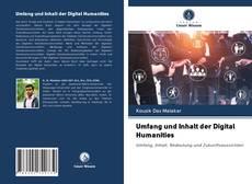 Bookcover of Umfang und Inhalt der Digital Humanities