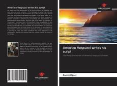 Americo Vespucci writes his script的封面