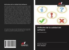 Couverture de Atributos de la calidad del software
