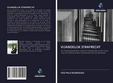 Buchcover von VIJANDELIJK STRAFRECHT