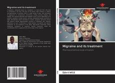 Bookcover of Migraine and its treatment