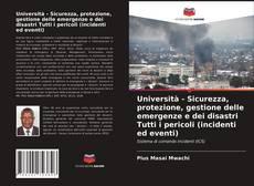 Università - Sicurezza, protezione, gestione delle emergenze e dei disastri Tutti i pericoli (incidenti ed eventi)的封面