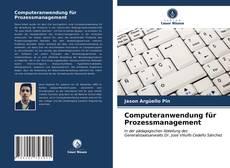 Buchcover von Computeranwendung für Prozessmanagement