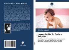 Bookcover of Homophobie in Dallas-Schulen