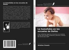 Copertina di La homofobia en las escuelas de Dallas