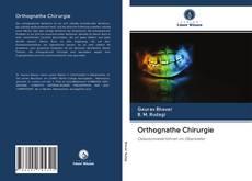 Обложка Orthognathe Chirurgie