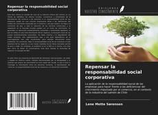 Repensar la responsabilidad social corporativa的封面