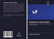 Bookcover of Gedeelde Frailty Model